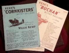 Cornkisters Songbooks