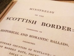 Minstrelsy of the Scottish Border