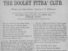 Dooley Fitba Club